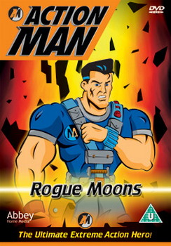 Action Man - Rogue Moons (DVD)