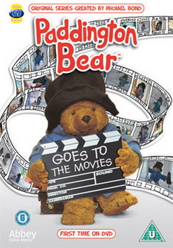 Paddington Bear - Goes To The Movies (DVD)