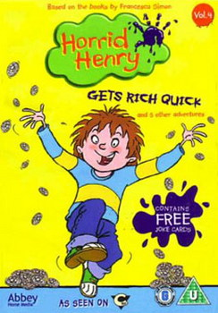 Horrid Henry - Gets Rich Quick (DVD)