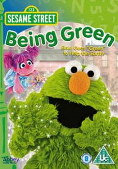Sesame Street - Being Green (DVD)