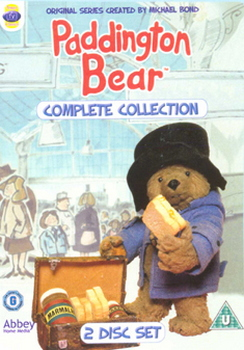 Paddington Bear - The Complete Collection (DVD)