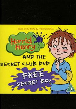 Horrid Henry - Horrid Henry And The Secret Club (DVD)