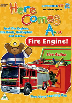 Here Comes A Fire Engine (DVD)