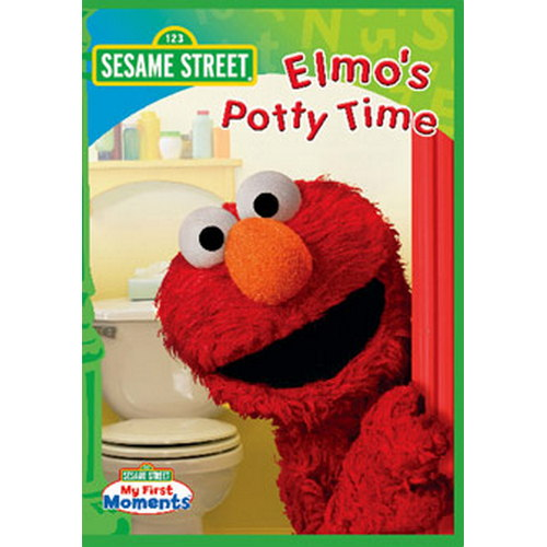 Sesame Street - Elmos Potty Time (DVD)