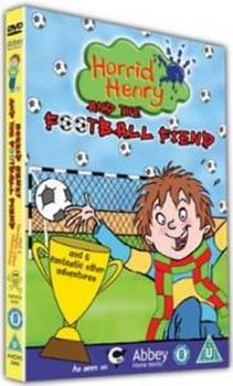 Horrid Henry - Horrid Henry And The Football Fiend (DVD)