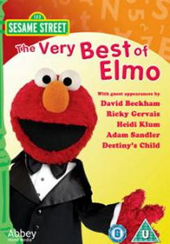 Sesame Street - The Very Best Of Elmo  (DVD)