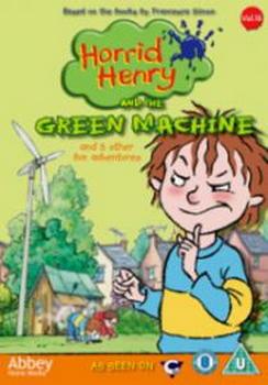 Horrid Henry - Horrid Henry And The Green Machine (DVD)
