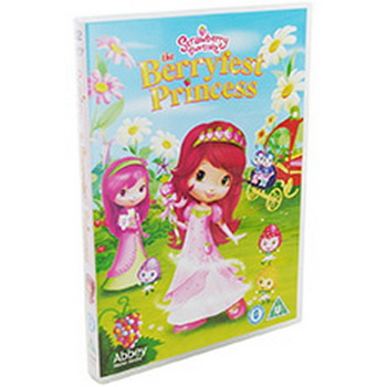 The Berryfest Princess (DVD)