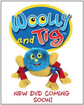 Woolly And Tig: Birthday Present (Cbeebies) (DVD)