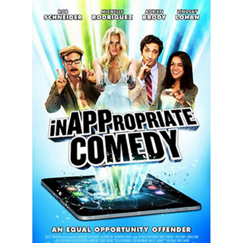 Inappropriate Comedy (DVD)