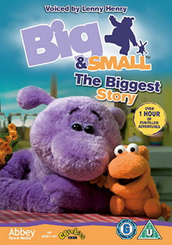 Big And Small: The Biggest Story (Cbeebies) (DVD)