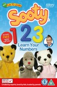 Sooty: 123 Learn Your Numbers (DVD)