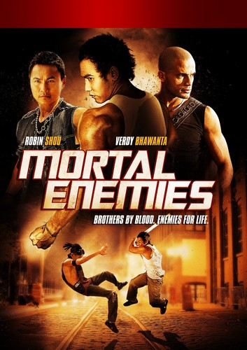 Mortal Enemies (DVD)