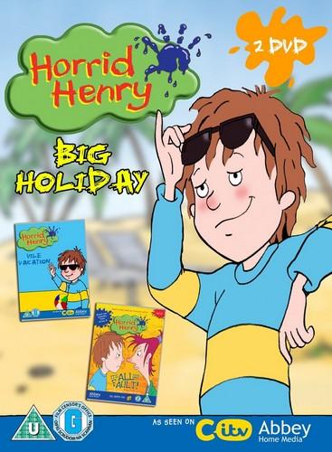 Horrid Henry's - Big Holiday