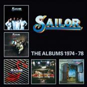Sailor - THE ALBUMS 1974-78: 5CD CLAMSHELL BOXSET (Music CD)