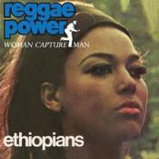 ETHIOPIANS - REGGAE POWER / WOMAN CAPTURE MAN (Music CD)