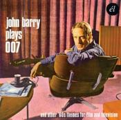 John Barry - Plays 007 and Other '60s Themes for Film and Television (Original Soundtrack) (Music CD)