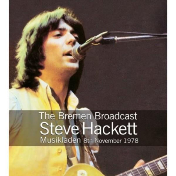Steve Hackett - The Bremen Broadcast ~ Musikladen 8Th November 1978 (DVD)