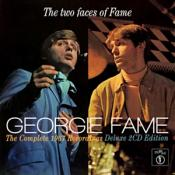 Georgie Fame - Two Faces of Fame (The Complete 1967 Recordings) (Music CD)