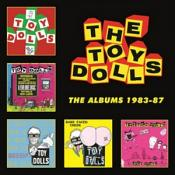 TOY DOLLS - THE ALBUMS 1983-87: 5CD BOXSET (Music CD)