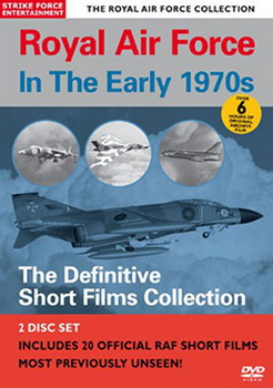 Royal Air Force Collection - Royal Air Force In The Early 1970S (DVD)