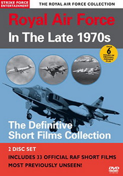 Royal Air Force Collection - Rotal Air Force In The Late 1970S (DVD)
