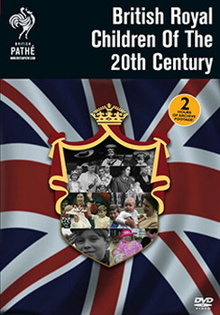 Various Artists - Britain's Royal Children Of The 20th Century (+DVD)
