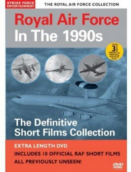 The Royal Air Force Collection Royal Air Force In The 1990S ~ The Definitive Short Films Collection [ Region 0 - Pal] (DVD)
