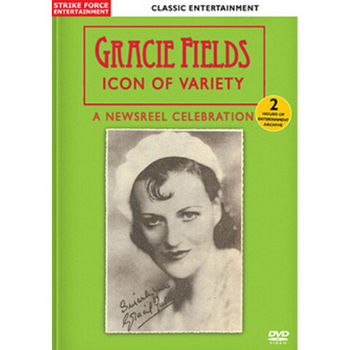 Gracie Fields - Icon Of Variety ~ A Newsreel Celebration (DVD)
