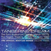 TANGERINE DREAM - THE OFFICIAL BOOTLEG SERIES VOLUME THREE CLAMSHELL (Music CD)