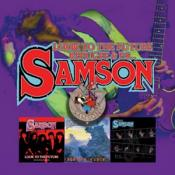 SAMSON - LOOK TO THE FUTURE / REFUGEE / PS.. : 3CD BOXSET (Music CD)