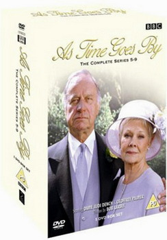 As Time Goes By - Series 5-9 (DVD)
