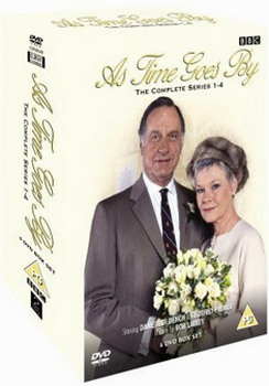 As Time Goes By - Series 1-4 (DVD)