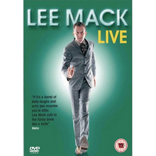 Lee Mack: Live (2006) (DVD)