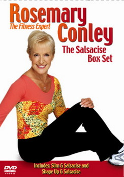 Rosemary Conley Box Set - Slim And Salsacise/Shape Up And Salsacise (Box Set) (DVD)