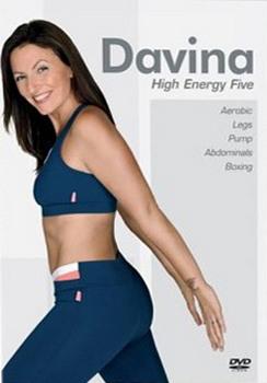 Davina - High Energy Five (DVD)