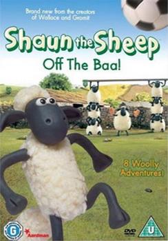 Shaun The Sheep - Off The Baa (DVD)
