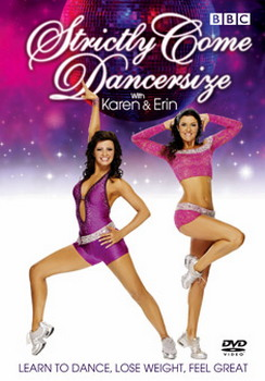 Strictly Come Dancersize (DVD)