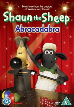 Shaun The Sheep - Abracadabra (DVD)