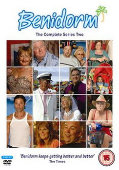 Benidorm - Series 2 (DVD)