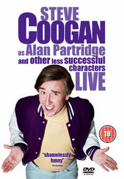 Steve Coogan Live - As Alan Partridge And Others (DVD)