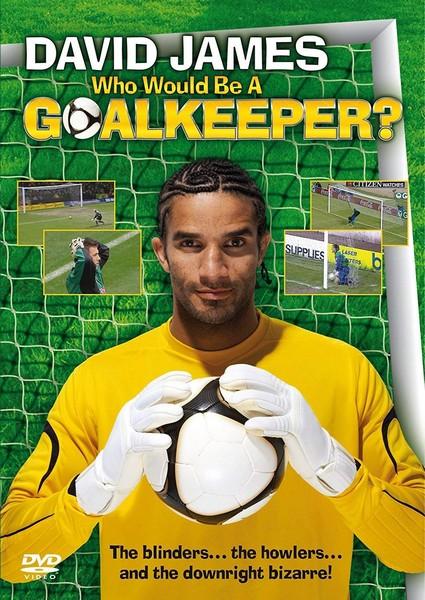 David James Football Gaffs (DVD)