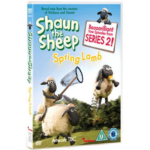 Shaun The Sheep - Spring Lamb (DVD)