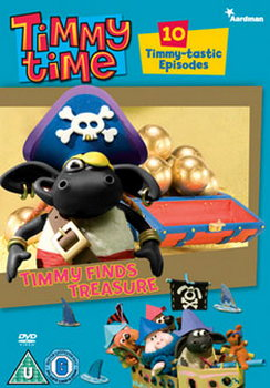 Timmy Time - Timmy Finds Treasure (DVD)