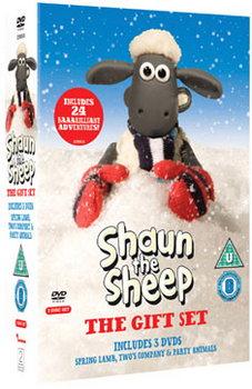 Shaun The Sheep - The Gift Set (DVD)