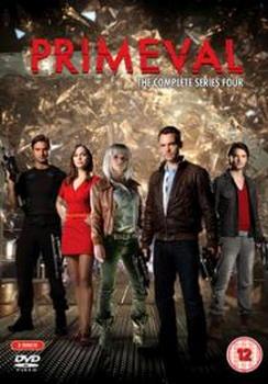 Primeval Series 4 (DVD)