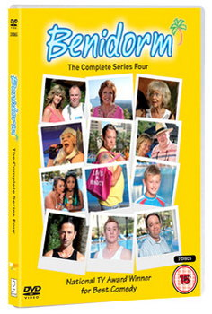 Benidorm - Series 4 (DVD)