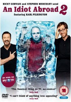 An Idiot Abroad - Series 2 (DVD)