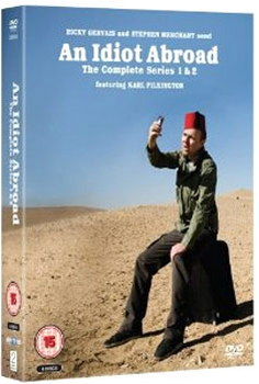 An Idiot Abroad Box Set - Series 1 And 2 (DVD)
