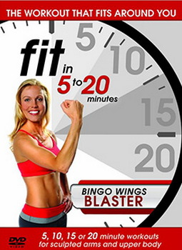 Fit In 5 To 20 Minutes - Bingo Wings Blaster (DVD)